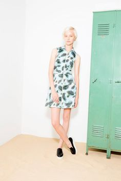 Cut25 by Yigal Azrouël Spring 2015 Ready-to-Wear - Collection - Gallery - Look 1 - Style.com