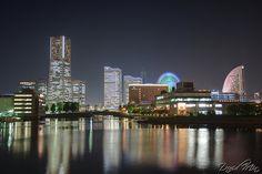 Japan - Yokohama Skyline   Flickr - Fotosharing!