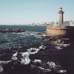 Porto, foz Douro