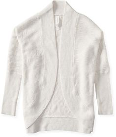Haider Ackermann Belted Cardigan with Contrast Tape - Shop for ...