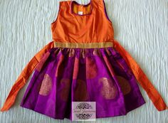 Different types of frocks designs - Simple Craft Ideas Girls Frock Design, Kids Frocks Design, Baby Frocks Designs, Baby Dress Design, Baby Girl Frocks, Frocks For Girls, Dresses Kids Girl, Kids Outfits, Baby Dresses