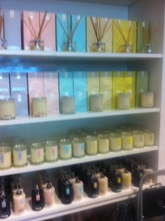 Habitania Homewares in Sydney. Ecoya Candles - 100% Australian Made, and diffusers, hand wash and hand cream