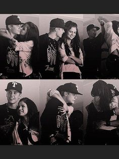 Jelena; I'm actually really happy their back together!
