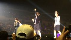 [HD] 140810 B1A4 - Lonely @ KCON 2014 (Fancam)  #B1A4