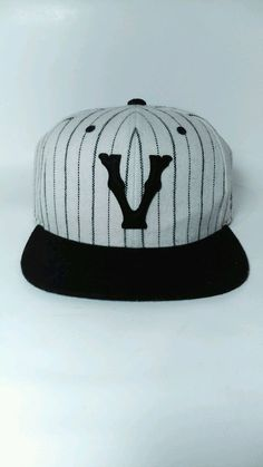 140c32917e2f9d Vans Off The Wall Starter Blackout Gray Black Wool Blend Snapback Hat pin  strip #VANS