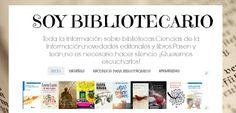 SOY BIBLIOTECARIO: Soy Bibliotecario cumple 2 años