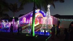 Brisbane Christmas Lights 2015