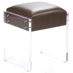 Zentique Ostrix Vanity Stool
