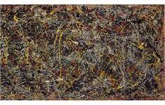 jackson pollock eserleri ile ilgili görsel sonucu