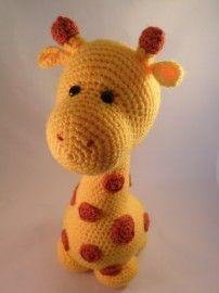 Gustav de Giraffe