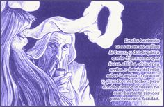 El historietista gandul: El hobbit 091 / The Hobbit 091