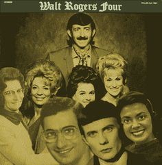 Walt Rogers Four? There are 8 people here.