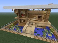 Beautiful Modern Minecraft House