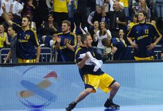 ALBA-Emotionen (Basketball ALBA BERLIN)