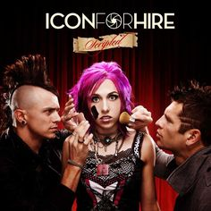 icon for hire album scripted