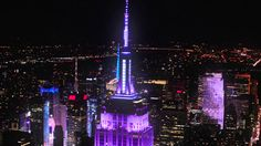 July 4-5, 2015: The Empire State Building puts on a light show to honor 50 years of The Grateful Dead! Watch here: