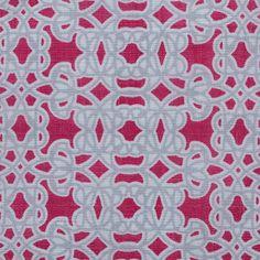 【TAKAHASHI HIROKO Lotus ピンク S(中川政七商店)】正倉院宝物をテーマに、アーティスト橋理子が生み出したテキスタイルです。飾り台や家具に見られる有機的な意匠を、正円の連なりで再構築することにより「蓮」を表現しました。 #japanesetextiles #textile #patterns