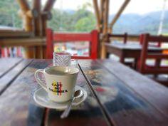 Café en Génova Quindío