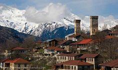georgia caucasus   Georgia – The High Caucasus, Svaneti, Ushguli, Tbilisi and the ...