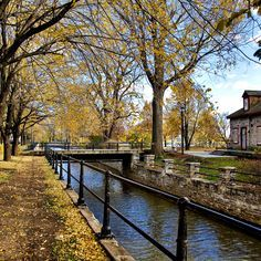 The Most Beautiful Places in Montreal boardwalk along Lachine Canal