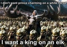 Lee Pace as Thranduil totally agree with that picture ❤️ Legolas And Thranduil, Thranduil Funny, Lee Pace Thranduil, Elf King, O Hobbit, Hobbit Funny, Prince, Elvish, Jrr Tolkien