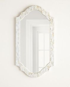 H87KX Alanis Oval Mirror