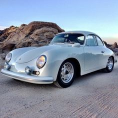 "doyoulikevintage: "" Porsche 356 ""                                                                                                                                                                                 More"