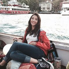Aybüke Pusat!!!! Acts as...