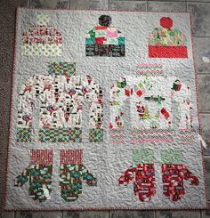 Sew Tacey: Kenson, Christmas and Quilts