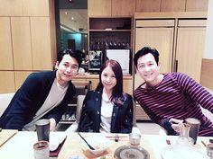 Kpop Snaps! | BoA (boakwon) on instagram - 정말.. 존경하고;; 닮고싶은 멋진 인생선배님 두분!! 감사합니다!! #영원한오빠 #오빠짱