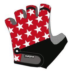 Maloja JalschaM Bike Gloves, Sunset, Women's Cycling / MTB Gloves | f riders inc