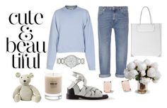 """""""Cuz I'm Sleepless About You"""" by marissa-91 ❤ liked on Polyvore"""