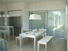 ARQUIMASTER.com.ar | Diseño: Casa Nº 1 | Espacio Nº 4: Galería por Viviana Dabul y Susana Engel (Estilo Pilar 2010) | Web de arquitectura y diseño