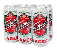 Narragansett Brewing Company — founded in Cranston, Rhode Island, USA, in 1890