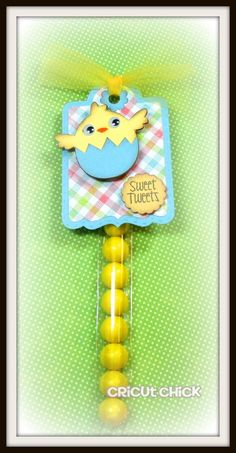 Created by Julie using Treat Tag Die, Easter Candies and 1x8 bags. http://jadedblossom.bigcartel.com/product/funny-mail-4x6