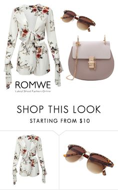 """#3/14 Romwe"" by ahmetovic-mirzeta ❤ liked on Polyvore"