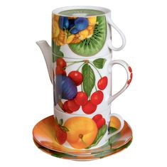 COFFEE TEA FOR TWO Fruits