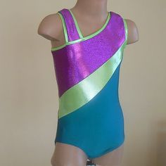 Gymnastics Leotard Inspired by AG Doll McKenna Girls 6 | eBay  interesting alternative for those that can't get product for Christmas because it is sold out or backordered