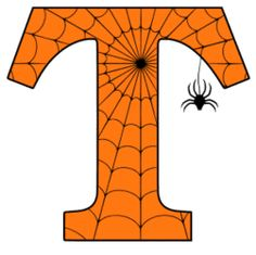 Halloween Classroom Door, Halloween Letters, Halloween Fonts, Halloween Crafts, Pumpkin Carving Stencils Free, Free Stencils, Coloring Letters, Monogram Maker, Alphabet Stencils