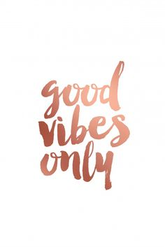 good vibes only | Poster | artboxONE