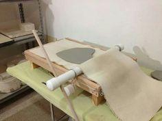slab roller project