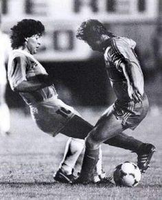 Vs Aguiñaga, copa América '89.