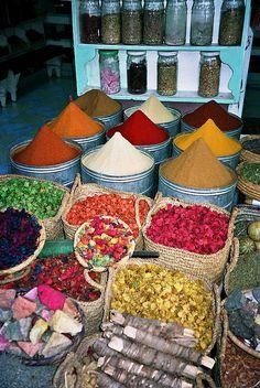 Spices Marrakech Souks - Morocco