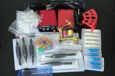 Tattoo Kits For Beginner Handmade Tattoo Machine Gun Complete Tattoo Kit Professional Machine Gun Supplies