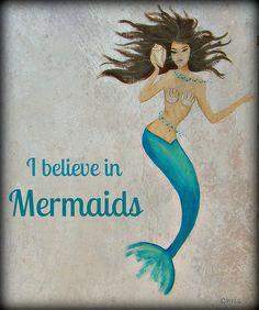 i believe in mermaids   BELIEVE IN MERMAIDS....   Flickr - Photo Sharing!
