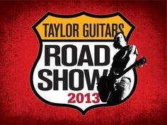 Danny D's Guitar Hacienda | Taylor Guitars - June 27th, 7pm. 2013