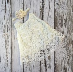 Hey, I found this really awesome Etsy listing at https://www.etsy.com/listing/246915579/baby-girl-dress-ivory-lace-baby-dress