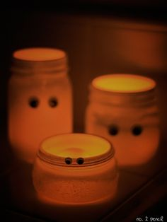 Ghost Votives