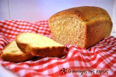 Σπιτικό ψωμί για τόστ #sintagespareas