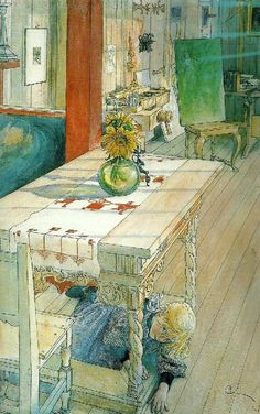 Carl Larsson kurragomma